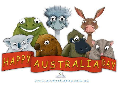 Aust Day