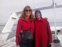 Heather Long & Ann Power Taupo