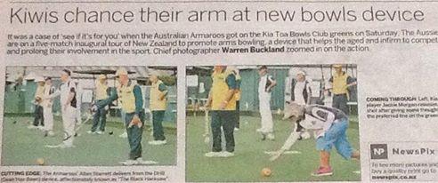 News article NZ