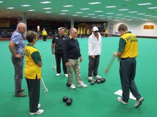 NZ, Lee and Adele Coach.