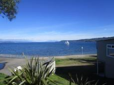 View from the Greens at Taupo. 2 Ann P.