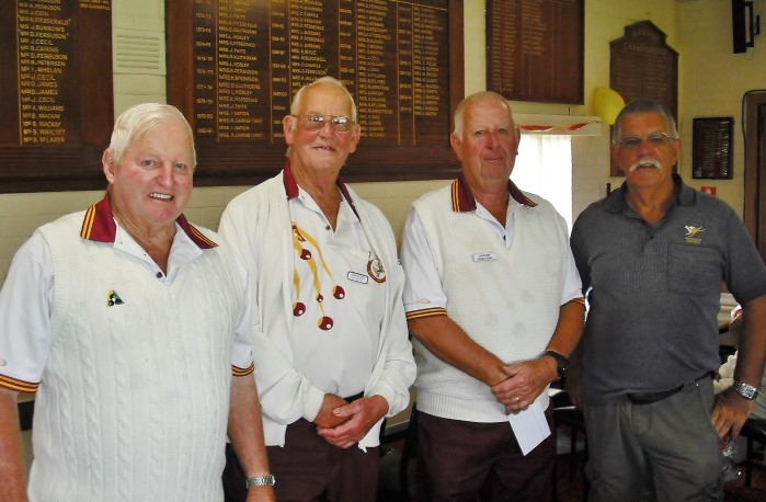Korumburra Winners Bowlers Arm Day 2016