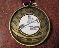 A Winners Medallion