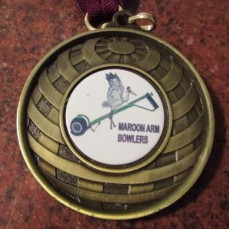 A Winners Medallion