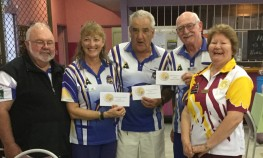 Happy Winners, Ann, Bob & John City of Frankston, Victoia