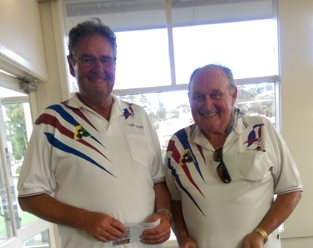 Peter Toovey and Jim Yarwood (Eltham)