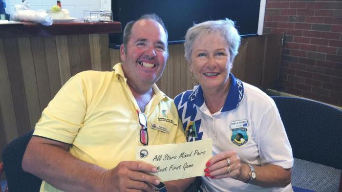 Peter & Pam Best first 13 mar '17. 2 fr Peter