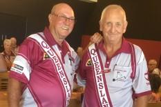 2. Geoff. Cooper and Ken Muir