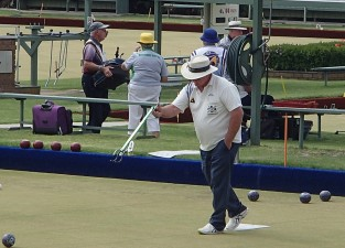 Ron Eckhardt Cobram Golf
