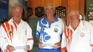 Best 3rd, Ron Pickersgill, John Fairweather, Graeme Avery.