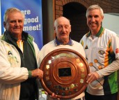 Winners & Alby Shield