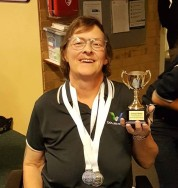 Wendy Ogders Nat. Sing. All Abilities Champ '18
