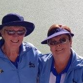 Pam Martin & Runner up