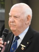 2. Bill Hopkins OAM East Maitland President.