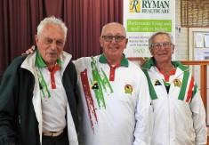 2nd, Jack Frydman, David Bernard & Leon Cohen
