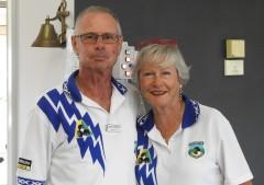 3rd John Bryant and Pamela Bryant.