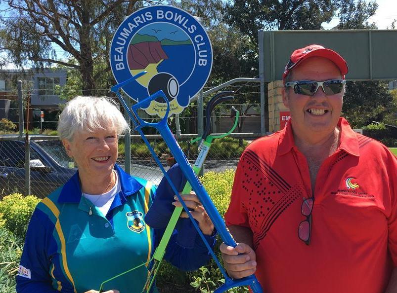 Peter Dixon and Pam Bryant 7 Nov 18