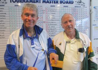 3 Third Jeff Huntley and Ken Blackmore